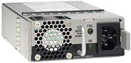 Cisco N2200-PAC-400W-B AC Choice Power Supply Reversed Port S Quantity limited Airflow