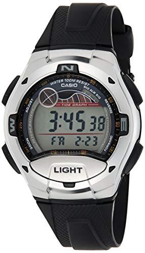 Casio Collection Herren Armbanduhr W-753-1AVES