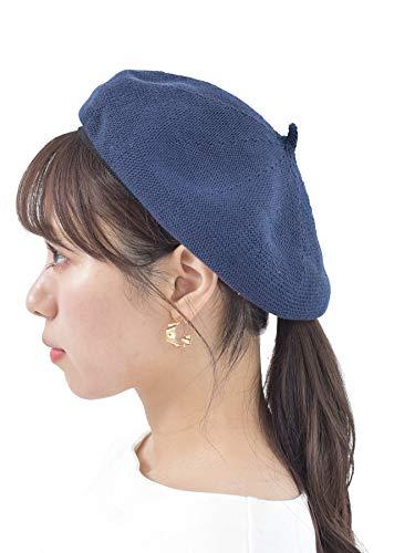 (アール・ピー・エス) r・p・s サマーベレー帽 1070400050 M ネイビー