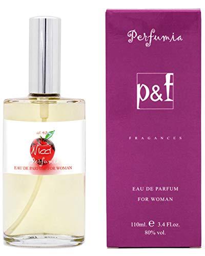 NICCI de Perfumia, Eau de Parfum para mujer, Vaporizador (50 ml)