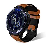 ZWG Smart Watch 4G 1.6 pulgadas 400 * 400 Resolución Proyección inalámbrica Cara ID Cámara dual (B)
