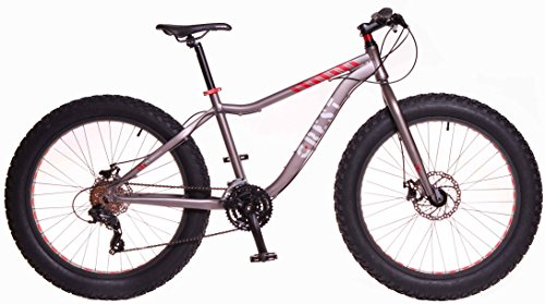 Crest Bicicleta Fat Bike Fat 4