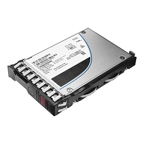 Preisvergleich Produktbild HPE Read Intensive SSD-Festplatte 960 GB Hot-Swap-fähig 2, 5 Zoll SFF SATA 6 Gbit / s mit HPE Smart Carrier