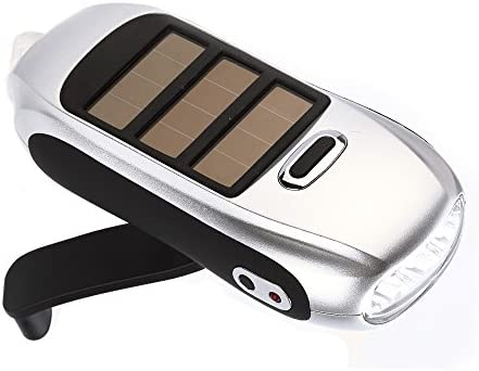 Step into the Light With Re Wind Eco Friendly Wind Up and Solar Powered Dynamo Pocket Torch product image