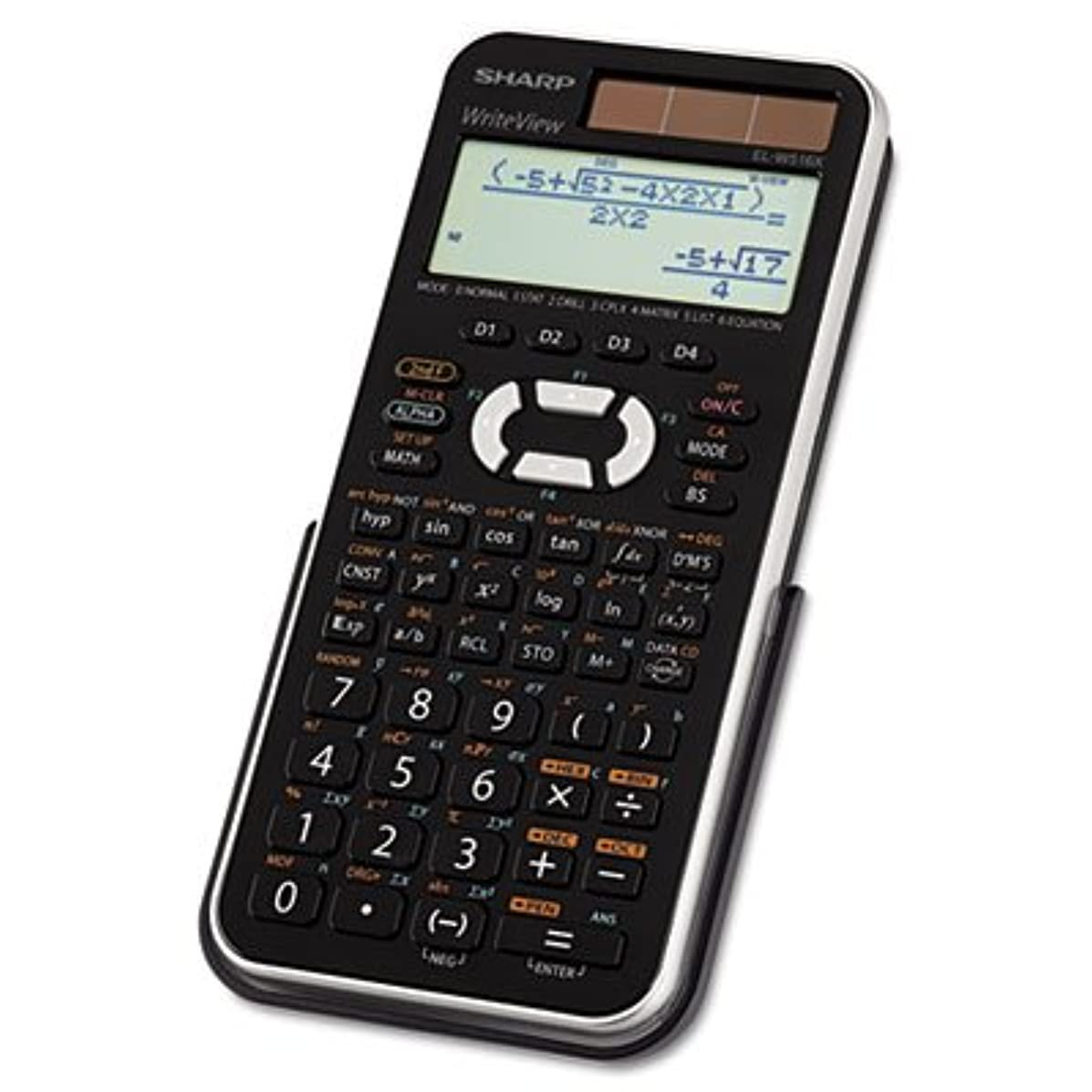 利点間違っているプリーツel-w516?X BSL Scientific Calculator、16桁LCD 2-Pack