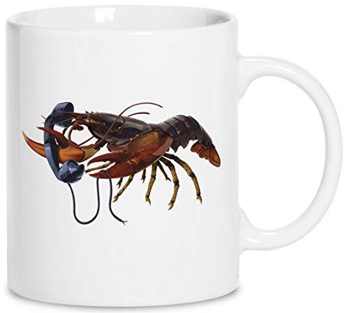 Berufung Salvador (Wordless) Keramik Weiß Tassen Kaffeebecher Cup Mug