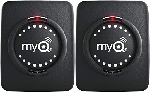 Chamberlain Group myQ Smart Garage Hub Add-on Door Sensor MYQ-G0302 (Works with MYQ-G0301 and 821LMB Only) 2 Pack