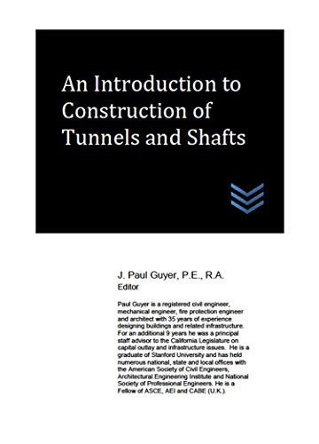 An Introduction to Construction of Tunnels and Shafts