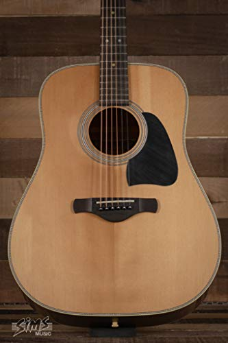Ibanez Artwood AVD11 Thermo-Aged Acoustic Antique Natural Semi Gloss