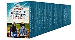 The Amish Living Faith Collection: A 32 Book Box Set by [Emma Maas]