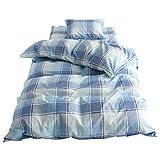 メリーナイト 綿100% 掛布団カバー 「オントーン」 シングルロング サックス MN623552-76