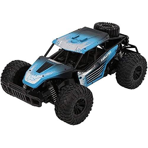 Coche con control remoto de 2,4 GHz, radio eléctrico, control remoto, todoterreno, buggy, camión, juguete, alta velocidad, RC, coche de carreras, conductor de carreras, vehículo todoterreno para niño