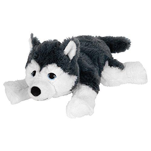 IKEA LIVLIG Plüschtier Hund/Siberian Husky 26 cm