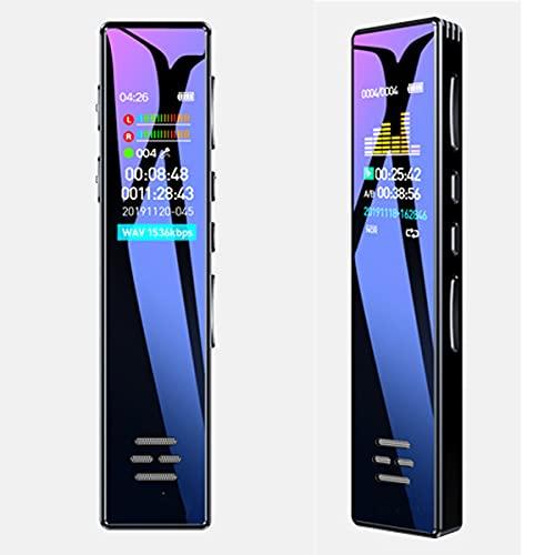 HTYQ Lápiz Grabador De Audio De Voz Digital, Grabación De Larga Distancia Control De Voz Grabador Inteligente De Reducción De Ruido MP3 para Reuniones De Negocios Clasificacion