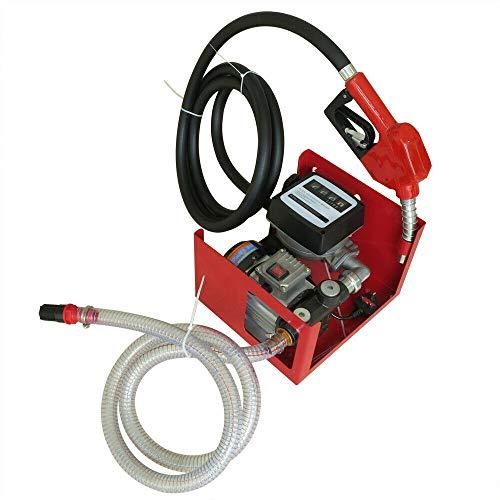 Bomba de aceite para calefacción, bomba de transferencia de combustible eléctrica, contador...
