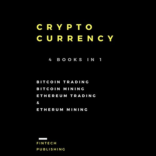 Cryptocurrency: 4 Books in 1 audiobook cover art