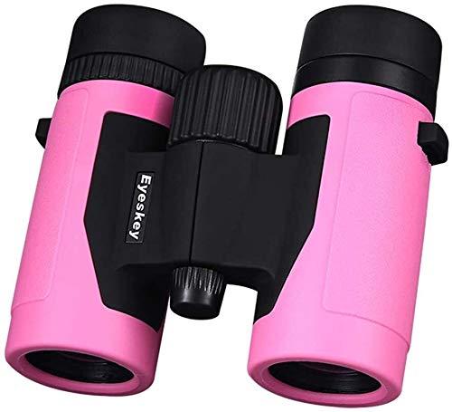FENGTING Adulti Binocolo 10 × 42 Volte, Bird Watching Telescopio HD Glashas Specchio per Bird Watching Concert Camping Turismo all'aperto (Color : Green, Size : 10×42)