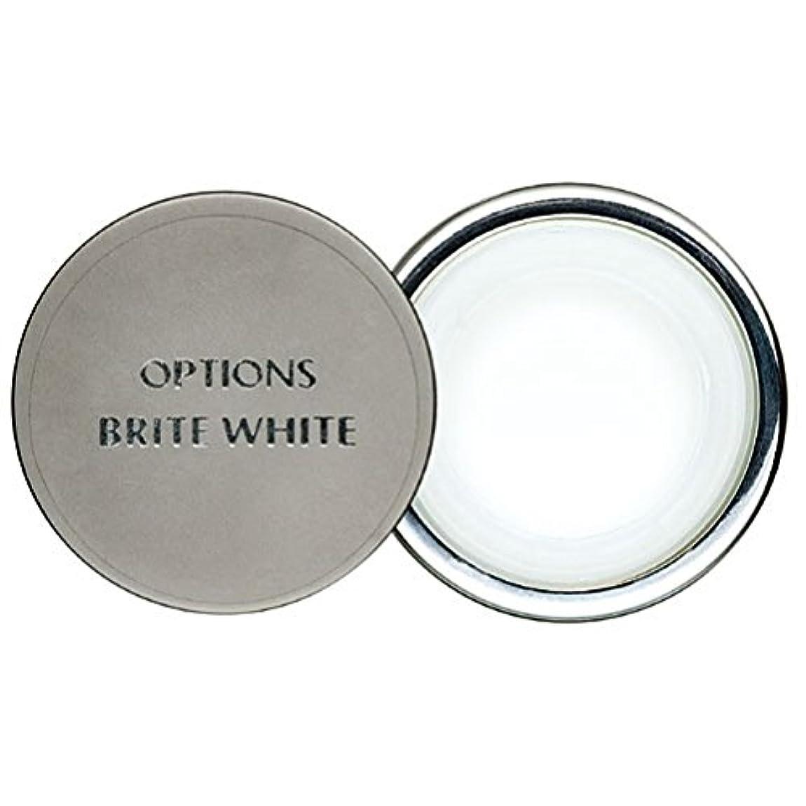 再生的資格鼻オプションズブライトホワイト 15g