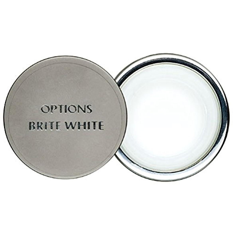 浪費類似性真珠のようなオプションズブライトホワイト 15g
