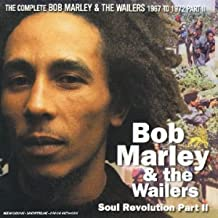 The Complete Bob Marley & The Wailers 1967 to 1972 Soul Revolution Part II Vol. 5 - 1970