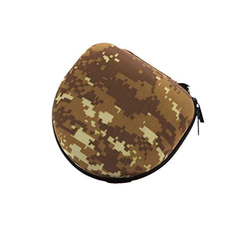 Hartschalen Kopfhörer Tasche Beutel Headset Schützende Eva-Kasten Reisetasche für Marshall Kopfhörer Major II/Major III/Marshall Monitor Bluetooth On-Ear Headset Case Tasche (C)