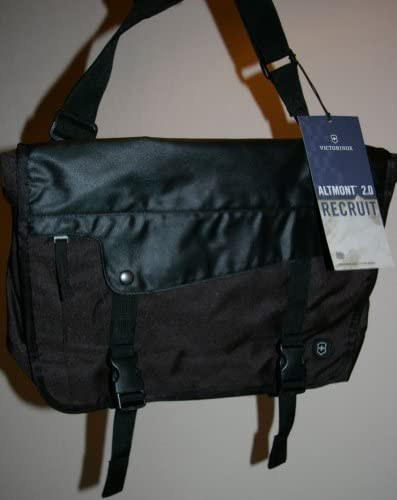 Victorinox Altmont 2 0 Recruit Collection Everyday Messenger Black product image