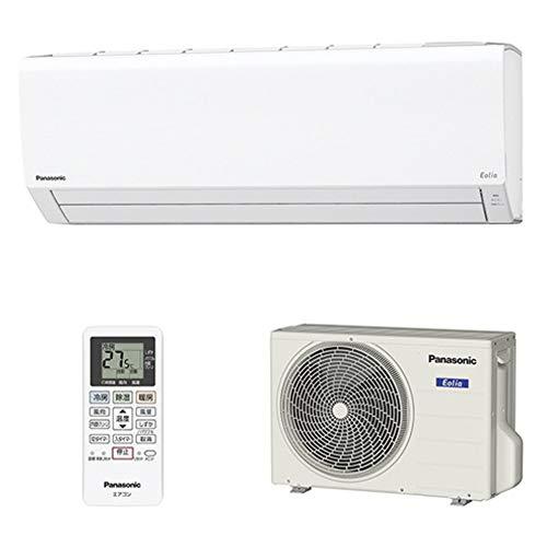パナソニック インバーター冷暖房除湿タイプ ルームエアコン【エオリア】Fシリーズ 主に12畳用 CS-369CF