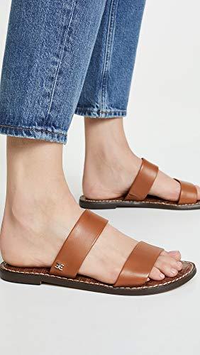 Sam Edelman Women's Gala Slide Sandal Saddle Leather 8 Medium US