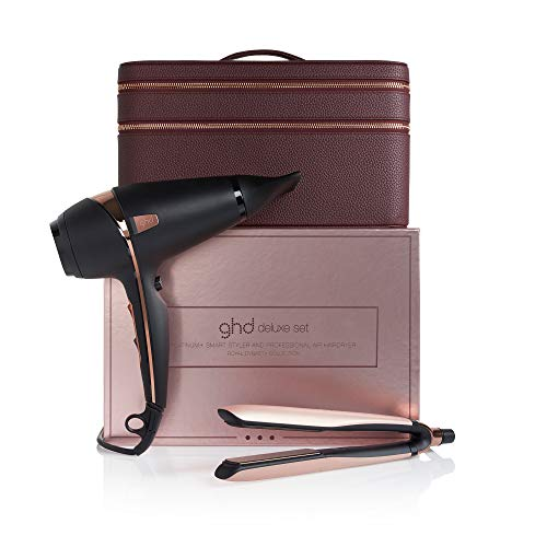 ghd – Set Royal dynasty Deluxe, con platinum+...