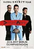 Depeche Mode - Global Spirit, Berlin 2017 »