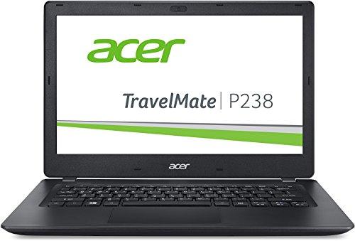 Acer TravelMate P238(P238-M-38HM) 33,8cm (13,3pollici Full HD IPS) Laptop (8GB RAM, Intel HD Graphics, Win 10Pro/Win 7Pro) nero nero nero 128GB SSD