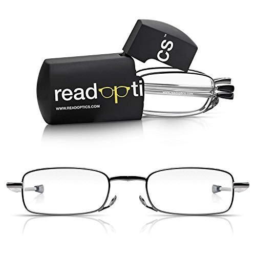 Read Optics Para Leer/Ver de Cerca: Gafas de Lectura Plegables Graduadas con...