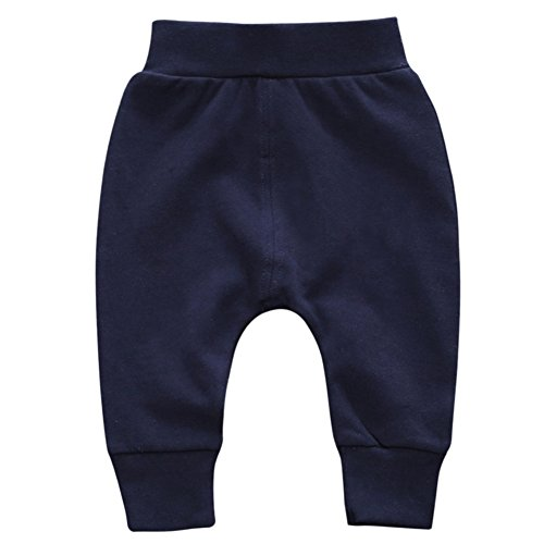 Brightup Automne Hiver Bébé Garçons Filles Pantalons PP Bloomers Sarouel Legging