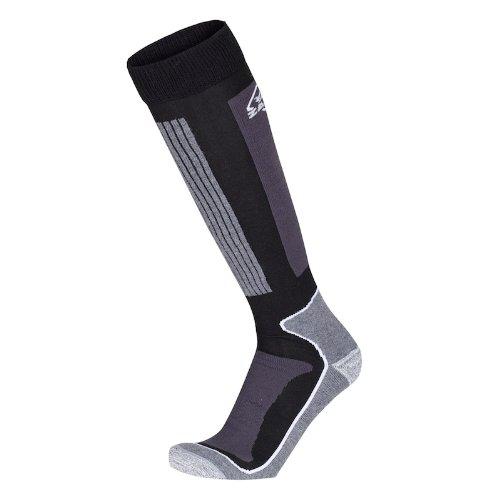 Thermolite Chaussettes de ski, noir