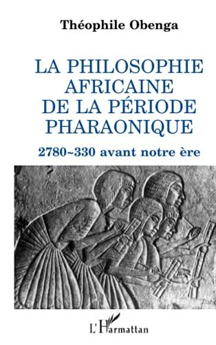 ဖာရိုခေတ်ကာလ၏ဒphilosophန - ဘီ။ စီ။ အီး။ ၂,၇၈၀-၃၃၀