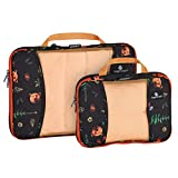 Best Compression Packing Cubes - Eagle Creek Original Compression Packing Cubes, (S/M), Golden Review