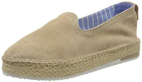 GANT Footwear Damen PEACHTOWN Espadrilles, Beige (Beige G11), 39 EU