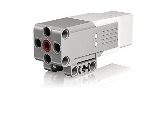 LEGO Mindstorms EV3 Medium Servomoteur Bloc de Construction pour Enfants Argent/Blanc