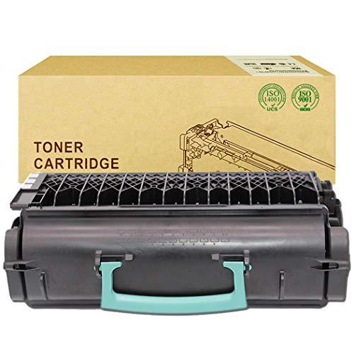 Compatible con DELL 1720 Cartucho de tóner para DELL 1720 Cartucho de Impresora láser 1720dn,Negro