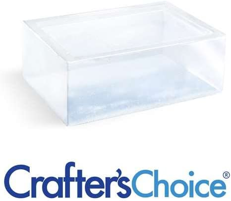 Crafter's Choice2 Pack Large-scale Max 74% OFF sale of 2LB Premium Clear and Pour Melt Extra
