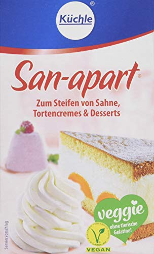 Küchle San Apart, 2er Pack (2 x 125 g)