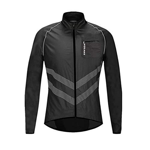 yojolo mens cycling jacket windbreaker