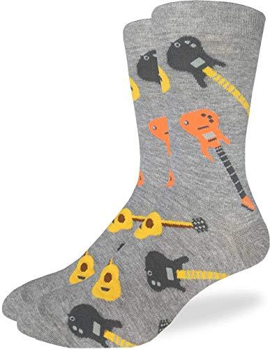 Good Luck Sock - Calcetines de guitarra extragrandes para...