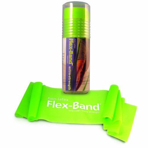STOTT PILATES Anti-Latex-Band, Lime, Extra Strength