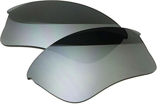 ZERO 自社製 オークリー スポーツ サングラス 交換レンズ oakley FLAK JACKET XLJ A フラックジャケット XLJ A MIRRORあり