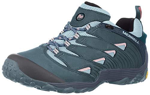 Merrell Women's Chameleon 7 Hiking Shoe, Slate, 08.0 M US