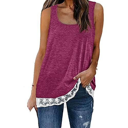 AMhomely Venta de camisas y blusas para mujer, color sólido, personalizable, para oficina, tamaño Reino Unido, 7 días