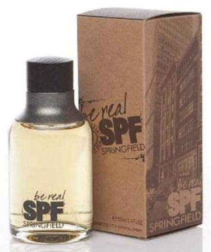 Springfield Springfield Be Real Edt Vapo100 Ml Sets 100 ml