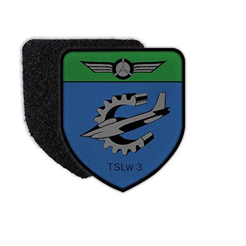 Copytec Patch TSLw 3 Aufnäher Klett Technische Schule Luftwaffe Faßberg #31287