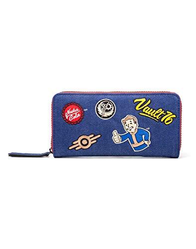 Fallout 76 - Patches - Geldbeutel | Bethesda - Offizielles Merchandise